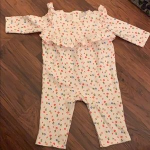 Janie and Jack Outfit-Worn 1 time
